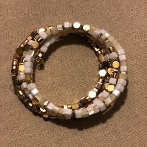 Stella & Dot Coil Bracelet *retired*